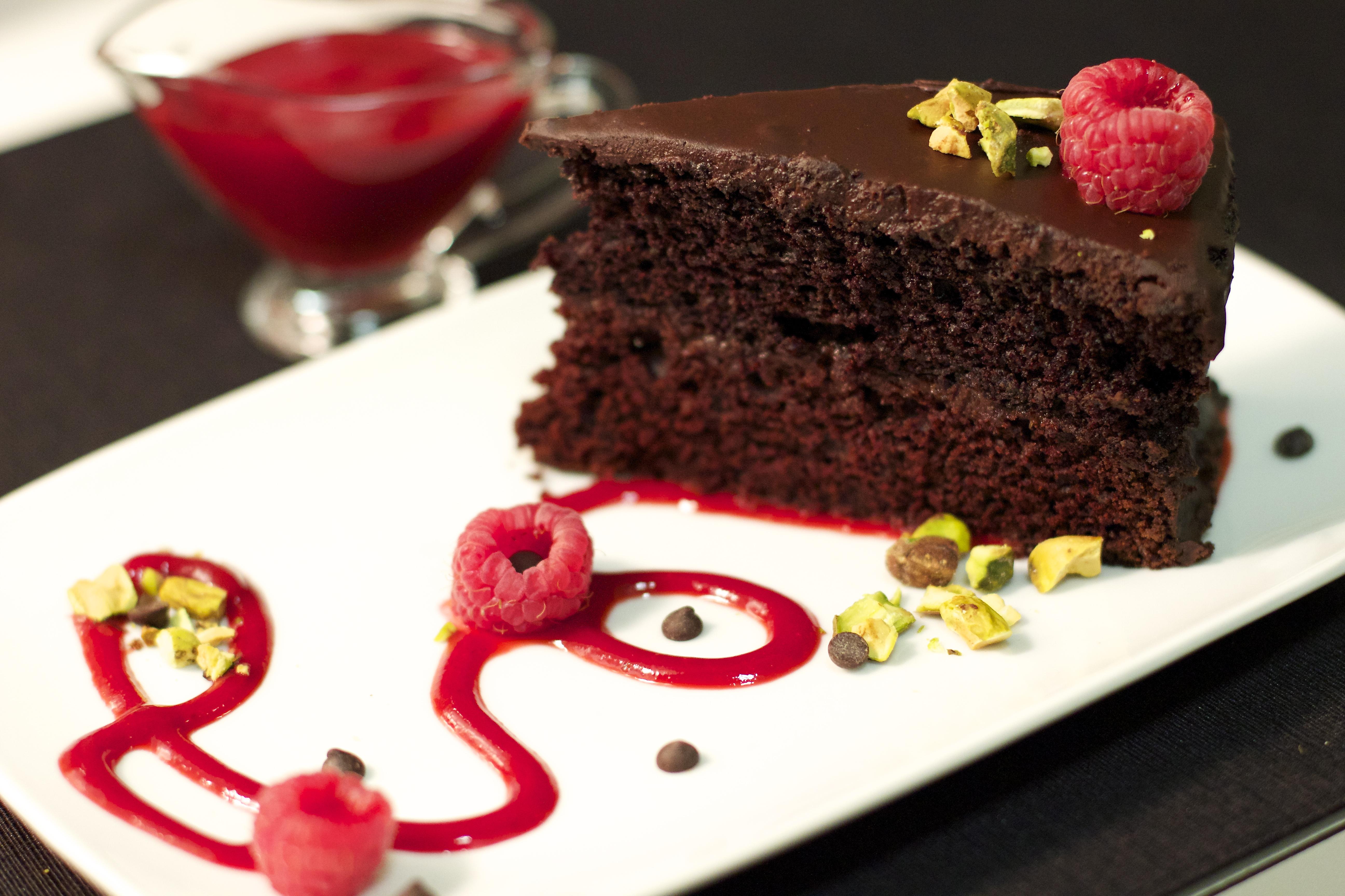 Vegan Chocolate Sauce For Cake